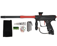 Proto Maxxed Rize Paintball Gun - Black/Red