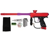 Proto Maxxed Rize Paintball Gun - Red/Orange