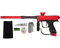 Proto Maxxed Rize Paintball Gun - Red/Black