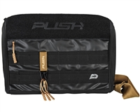 Push Division 01 Autococker Marker Bag - Black