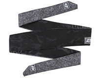 Push Headband - Black Camo