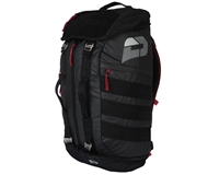 Push Division 01 Paintball Gear Bag - Black