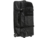 Push Division 01 Paintball Large Rolling Gear Bag - Black