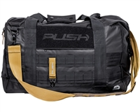 Push Division 01 Paintball Duffle Bag - Black