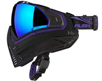 Push Unite Goggles w/ Revo Lens - Black/Purple