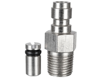 Valken Mini Fill Nipple - Stainless Steel