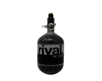 Rival 50/4500 Compressed Air Tank - Black