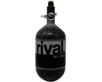 Rival 68/4500 Compressed Air Tank - Black