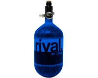Rival 68/4500 Compressed Air Tank - Blue