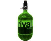 Rival 68/4500 Compressed Air Tank - Lime