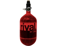 Rival 68/4500 Compressed Air Tank - Red