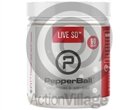 Self Defense PepperBall Live SD Projectiles (90 Rounds)