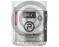 Self Defense PepperBall Live-X Projectiles (90 Rounds)