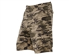 Dye Men's Cargo Casual Shorts - Vintage Camo