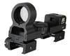 NcStar 1x25 Red/Green Dot Tactical Reflex Sight w/ 3/8 Dovetail/Weaver Mount
