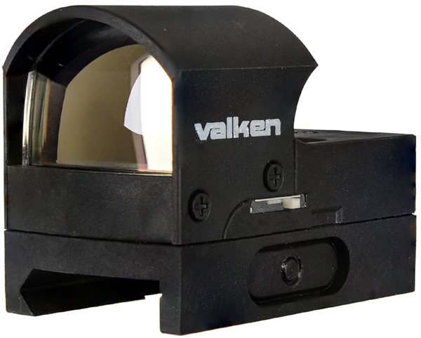 Valken Mini Hooded Reflex Molded Red Dot Sight (101759)