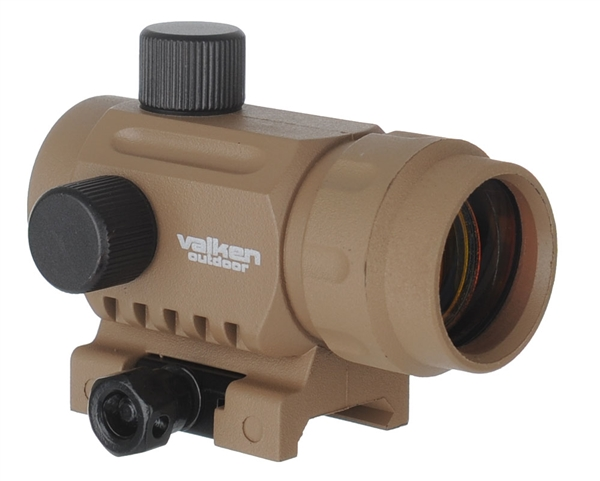 Valken Mini Red Dot Sight - Tan