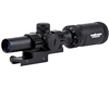 Valken 1-4x20 Scope w/ Mount & Mil Dot Reticle