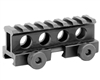 Valken 8 Slot Offset Ring Riser Mount - 1""