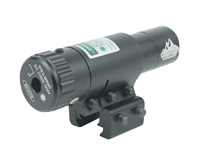 Valken Weaver Mounted Laser - Green