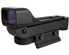 Warrior 10mm Red Dot Reflex Sight - Rail Mounted