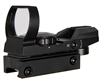 Warrior Red/Green Dot Deluxe Sight w/ 4 Reticles