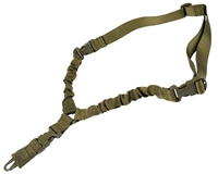 Cytac Airsoft Rifle Sling - Single Point - Olive