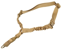 Cytac Airsoft Rifle Sling - Single Point - Tan