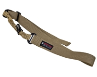 Defcon Gear Rifle Sling - Single Point - Coyote Brown