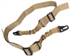 Warrior Gun Sling - 2 Point - Tan