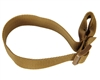 Warrior Buttstock Nylon Sling Attachment Adapter - Tan