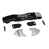 Sly Profit Replacement Goggle Straps - White