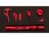 SP Shocker RSX Color Accent Kit - Red