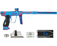 SP Shocker RSX Paintball Gun - Blue/Red Splash