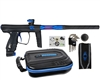 XLS SP Shocker Paintball Gun - Black w/ Blue Accents