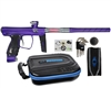 XLS SP Shocker Paintball Gun - Purple w/ Pewter Accents