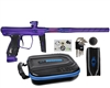 XLS SP Shocker Paintball Gun - Purple w/ Purple Accents