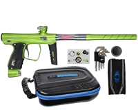 XLS SP Shocker Paintball Gun - Slime w/ Pewter Accents