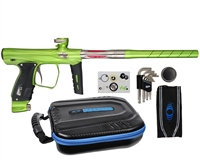XLS SP Shocker Paintball Gun - Slime w/ Stone Accents