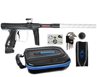 SP Shocker XLS Paintball Gun - Black/Clear/Black
