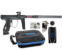 SP Shocker XLS Paintball Gun - Black/Pewter/Black