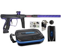 SP Shocker XLS Paintball Gun - Black/Purple/Black