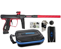 SP Shocker XLS Paintball Gun - Black/Red/Black