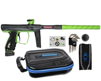 SP Shocker XLS Paintball Gun - Black/Slime/Black