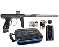 SP Shocker XLS Paintball Gun - Black/Stone/Black