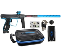 SP Shocker XLS Paintball Gun - Black/Teal/Black