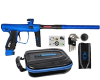 SP Shocker XLS Paintball Gun - Blue/Blue/Black