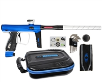 SP Shocker XLS Paintball Gun - Blue/Clear/Black