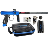 SP Shocker XLS Paintball Gun - Blue/Pewter/Black