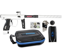 SP Shocker XLS Paintball Gun - Clear/Clear/Black